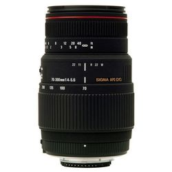 Obiektyw SIGMA 70-300/4-5.6 APO DG Macro Canon + Zamów z DOSTAWĄ JUTRO! + DARMOWY TRANSPORT!