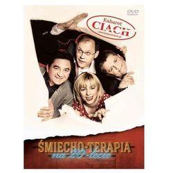 Śmiecho-terapia na 20-lecie [DVD] (DVD) - Kabaret Ciach DARMOWA DOSTAWA KIOSK RUCHU