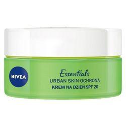 Nivea Urban Skin Ochrona krem na dzień 50 ml