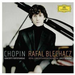 Chopin - Piano Concertos (CD) - Rafał Blechacz, Royal Concertgebouw Orchestra DARMOWA DOSTAWA KIOSK RUCHU
