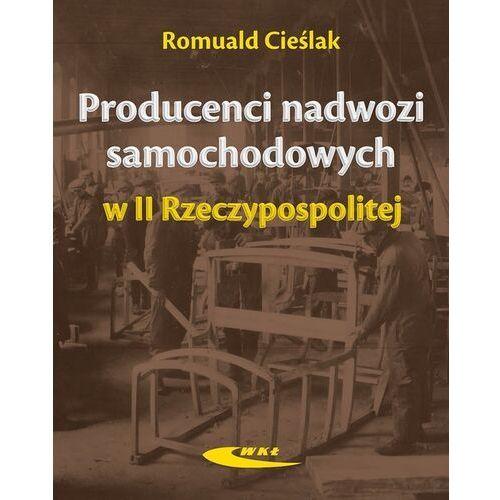 Biblioteka motoryzacji, Producenci nadwozi samochodowych ii rp (opr. broszurowa)