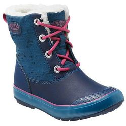 Buty ELSA BOOT WP YOUTH - ink blue/very berry