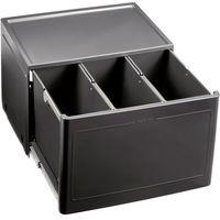 Sortowniki do śmieci, Botton PRO 60/3 Blanco manualny sortownik odpadów - 517469