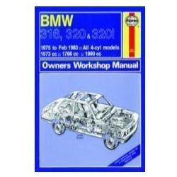 BMW 316, 320 and 320i (4-cyl) (75 - Feb 83) up to Y Classic Reprint
