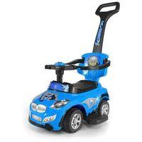 Jeździki, Milly Mally Jeździk 3w1 Pojazd Happy Blue