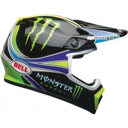 BELL MX-9 MIPS PRO CIRCUIT 18 GREEN Kask Off-road