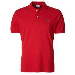 Lacoste L1212 Koszulka polo rouge
