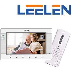 """Leelen LEELEN Wideodomofon 7"""" JB305_V34/No9 (natynkowy) JB305_V34/No9 - Rabaty za ilości. Szybka wysyłka. Profesjonalna pomoc techniczna."""