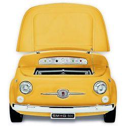 Smeg - Minibarek SMEG500G Żółty