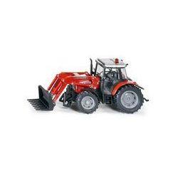 SIKU Traktor z Przednią Ładowarką