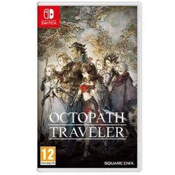 Octopath Traveler Gra Nintendo Switch NINTENDO