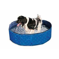 Karlie basen dla psa niebiesko-czarny, 160x30 cm