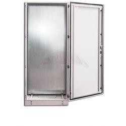 Obudowa Hermetyczna modułowa 2 kolumny pionowe 6 poziomych 600x1000x300 RAL 7035 Modułowa Szafa sterownicza HD 6103
