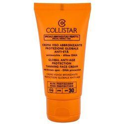 Collistar Protection Tanning Face Cream SPF30 50ml W Opalanie