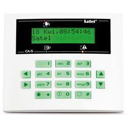 Manipulatory LCD do centrali CA-5, CA-5 KLCD-S