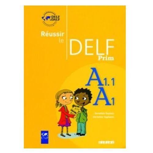 Pozostałe książki, Europäischer Referenzrahmen: A1-A1.1, DELF Prim, Übungsbuch Dupleix, Dorothee