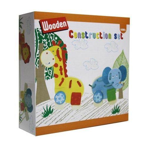 Zestawy konstrukcyjne dla dzieci, Zestaw konstrukcyjny Zwierzątka