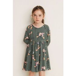 Mango Kids - Sukienka dziecięca Valenti 110-164 cm