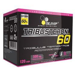 Olimp Tribusteron 60 120 kaps. Szybki wzrost testosteronu Libido Mięśnie 022357