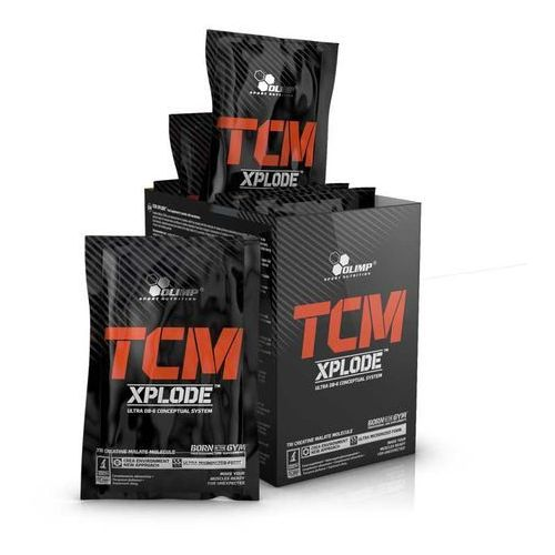 Kreatyny, Kreatyna OLIMP TCM Xplode 220g Najlepszy produkt