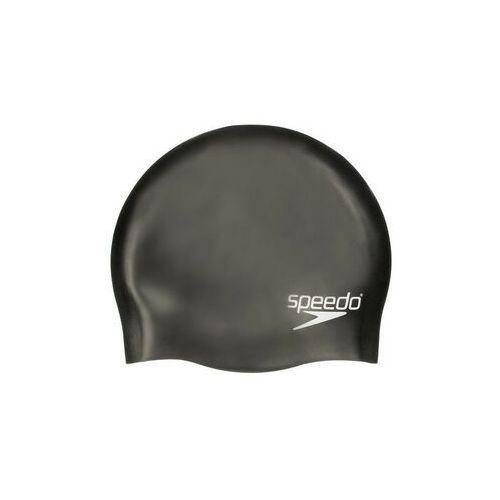 Czepki, Czepek Speedo Moulded silicone cap black - Czarny