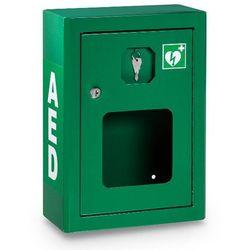 Szafka metalowa HS-023 do defibrylatorów AED 42x30x15