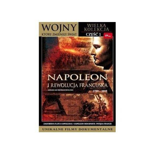 Filmy dokumentalne, Napoleon i rewolucja francuska (DVD) - Imperial CinePix DARMOWA DOSTAWA KIOSK RUCHU