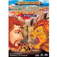Filmy animowane, Daniel w jaskini lwów - film DVD wyprzedaż 02/19 (-50%)