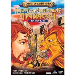 Daniel w jaskini lwów - film DVD wyprzedaż 06/18 (-19%)
