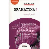 Książki do nauki języka, TESTUJ SWÓJ POLSKI Gramatyka 1 w.2015 (opr. broszurowa)