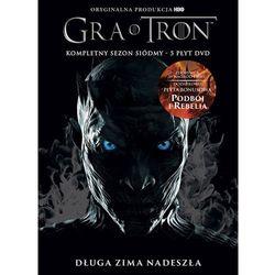 Gra o tron: Sezon 7 (DVD) - Jeremy Podeswa DARMOWA DOSTAWA KIOSK RUCHU
