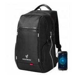 Plecak SEGWAY z USB, miejscem na laptopa 15.6 VAT 23%
