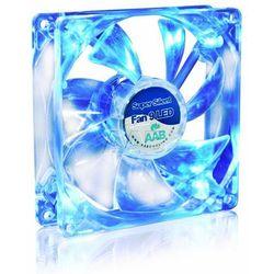 AAB Cooling Super Silent Fan 9 BLUE LED - 92mm