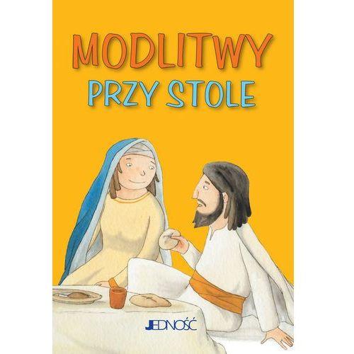 Książki dla dzieci, Modlitwy przy stole - Praca zbiorowa (opr. miękka)