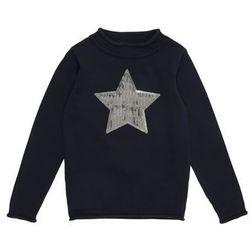 BLUE SEVEN Sweter 'kl Md Pullover, RH' ciemny niebieski