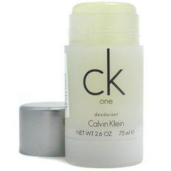 Calvin Klein Ck One dezodorant sztyft 75ml + Próbka Gratis!