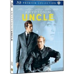 Kryptonim Uncle (Premium Collection) (Blu-ray) - Guy Ritchie DARMOWA DOSTAWA KIOSK RUCHU