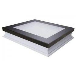Okno do płaskiego dachu Fakro DXF DU6 80x80