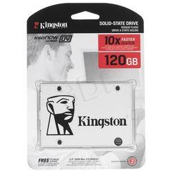 Dysk SSD Kingston UV400 2 5 120GB SATA III SUV400S37 / 120G