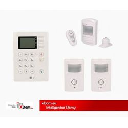 Zestaw alarmowy basic 1 do samodzielnego montażu ORNO OR-AB-MH-3005