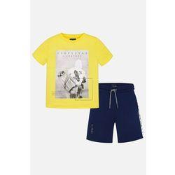 Mayoral - Komplet dziecięcy dresowy (T-shirt + szorty) 128-166 cm