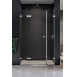 Drzwi prysznicowe uchylne 130 cm EXK-0146 Eventa New Trendy DODATKOWY RABAT W SKLEPIE NA KABINĘ