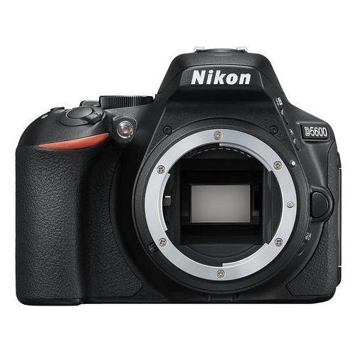 Lustrzanki cyfrowe, Nikon D5600