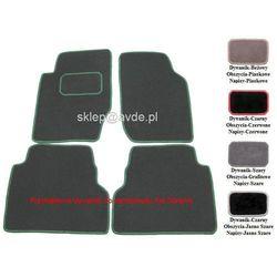 Kia dywaniki samochodowe welurowe