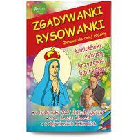 Książki dla dzieci, Zgadywanki rysowanki, zabawa dla całej rodziny (opr. miękka)