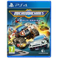 Gry PS4, Micro Machines World Series (PS4)