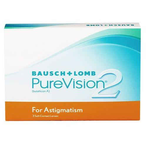 Soczewki kontaktowe, PureVision 2 HD for Astigmatism 3 szt.