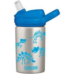 CamelBak eddy+ Kids Single Wall Butelka ze stali nierdzewnej 400ml Dzieci, dino bones 2020 Bidony