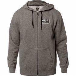 bluza FOX - Fox Pro Circuit Zip Fleece Heather Graphite (185) rozmiar: XL