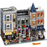 Klocki dla dzieci, Lego EXCLUSIVE Plac zgromadzeń assembly square 10255